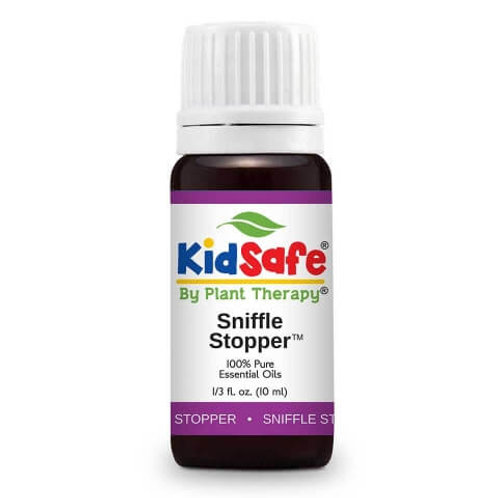 Plant Therapy KIDSAFE® Essential Oils (10mL)-assorted