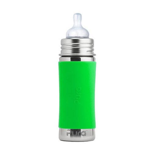 Pura Kiki® 11oz Infant Bottle with Sleeve