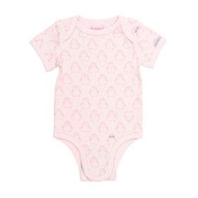 BiNKi Bodysuit Short Sleeve-Pink