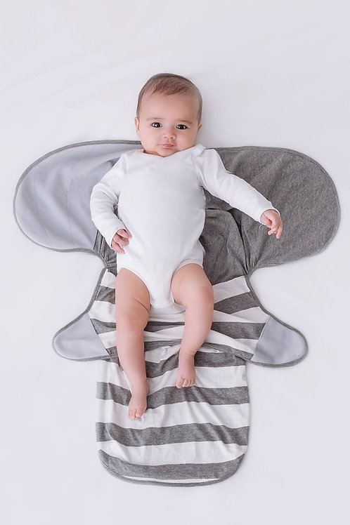 Swado Swaddle-Organic Cotton Stripe