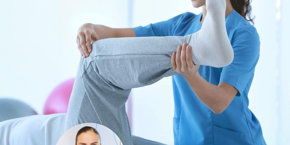 Bases de la Terapia Manual y Tiempos de Reparación Tisular