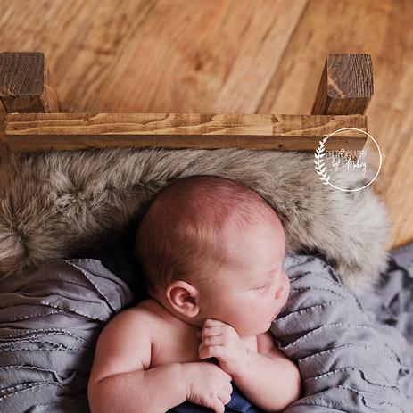 Kirby Matthew | Newborn Session | Easley, SC