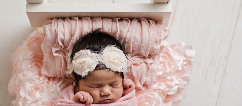 Carmen | Newborn | March 2020 | Easley, SC