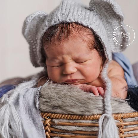 Atlas Blake | Newborn session | June 2020 | Easley, SC