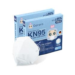 מסכה KN95 מותאמת לילדים ופעוטות