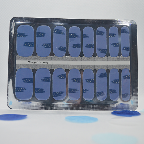 Minimalistic Blue