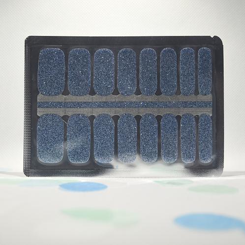Icy Blue Glitter