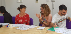 Small Groups English lessons
