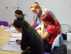 English course in Bristol