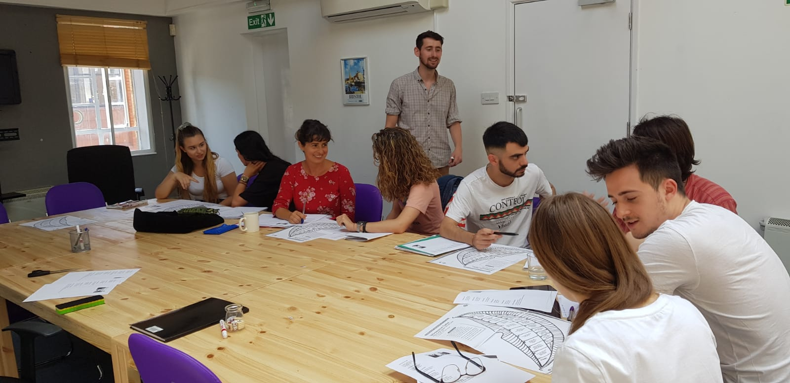 English Courses in Bristol
