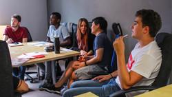 English Classes at HLS