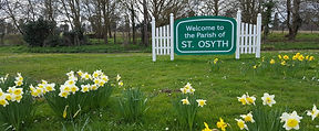 Welcome to St Osyth