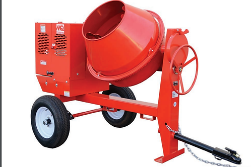 MC64SE MIXER-CONCRETE 1.5HP 115/230V 1-ph 6cf STEEL