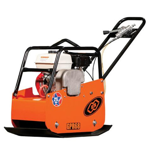 MBW GPR68 SMALL REVERSE PLATE COMPACTOR