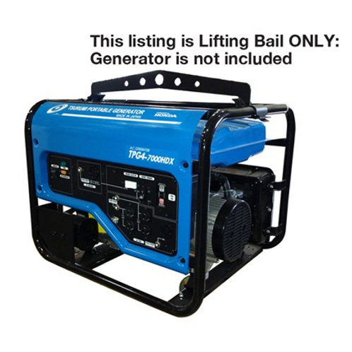 LIFTING BAIL FOR GENERATORS ONLY