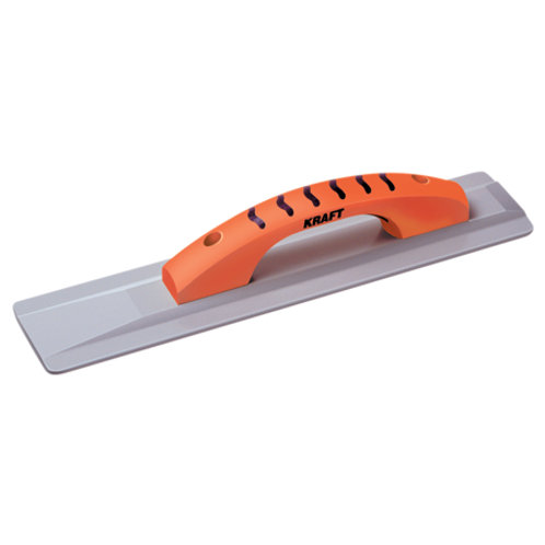 """16"""" x 3-1/2"""" Wide Magnesium Hand Float with ProForm® Handle"""