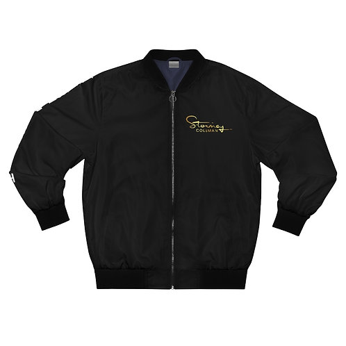 Stormey Coleman Bomber Jacket