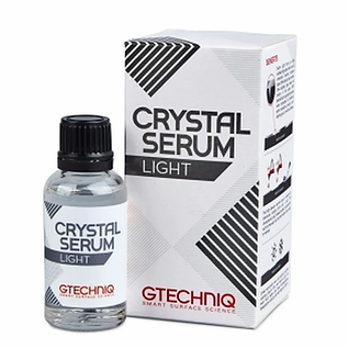 Gtechniq crystal serum light ceramic coating