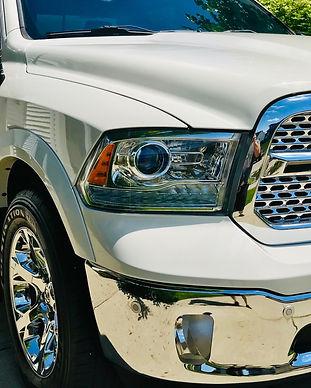 mobile exterior car detailing