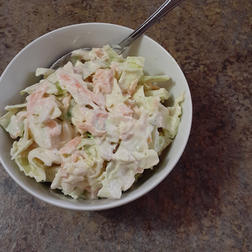 Coleslaw for BBQ