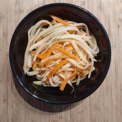 Carrot-Daikon Salad