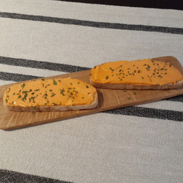 Butternut and Tomato Pate