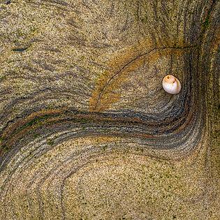Beach Abstract 107