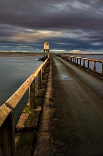 Lindisfarne Causeway and Refuge