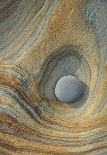 Patterns at Spittal Beach 1