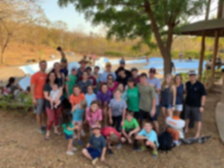 Misioneros en Guancaste Costa Rica