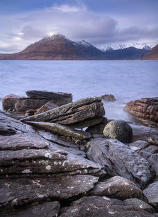 Elgol and the Cuillins