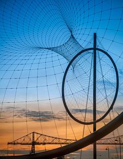 Temenos Sculpture Middlesbrough