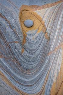 Patterns at Spittal Beach 2