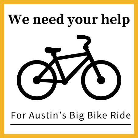 Austin's Big Bike Ride