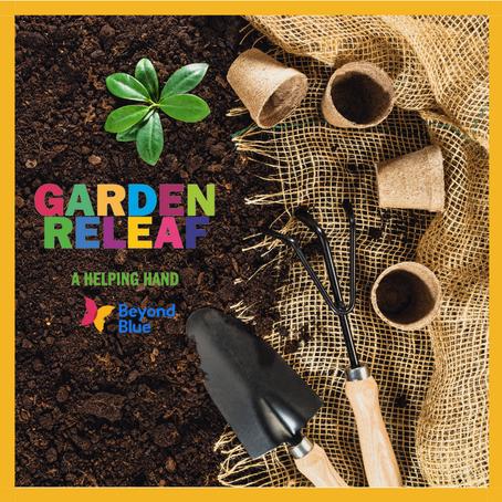 Garden Releaf - March 2021- Events & Giveaways