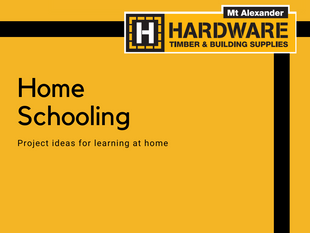 Home Schooling Project Ideas