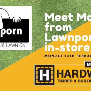Lawnporn in Castlemaine - Meet Matt for a Q&A