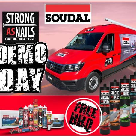 Soudal Demo Day