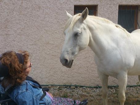 Murcia mon cheval d'Amour...