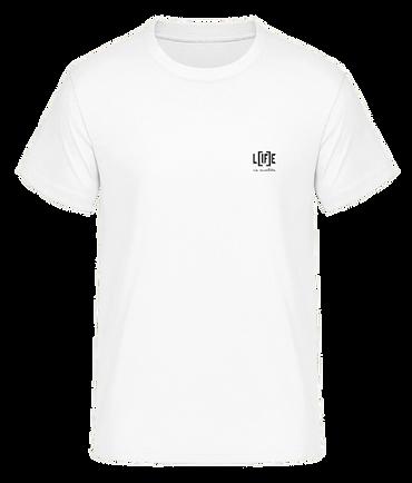 [CLEAN]-Tshirt_Weiß_Vorderseite_Life_in_