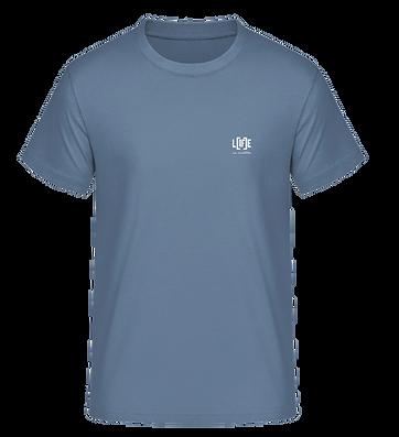 [CLEAN]-Tshirt_Steinblau_Vorderseite_Lif