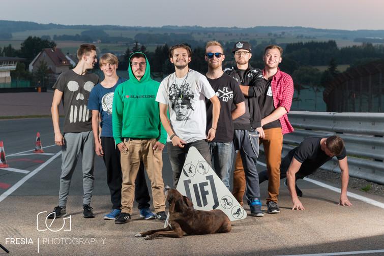 The IF-Crew