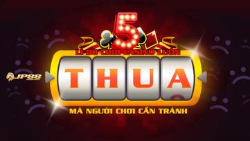 5 Lý Do Chơi Casino Luôn Thua Mà Người Chơi Cần Tránh