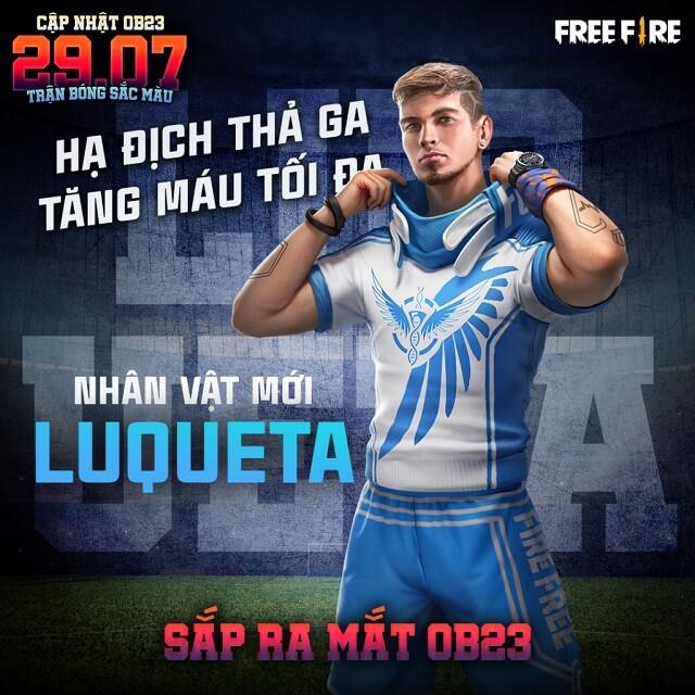 Luqueta có ngoại hình điển trai và kỹ năng tương đối ấn tượng  VUA-THE-THAO