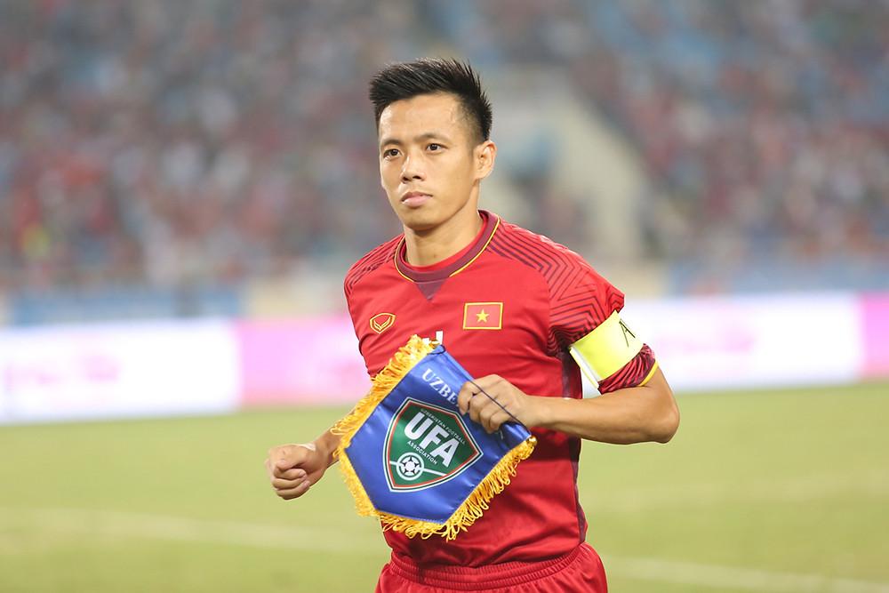 Nguyễn Văn Quyết trở lại đội tuyển quốc gia sau gần hai năm bị lãng quên |VUA-THE-THAO