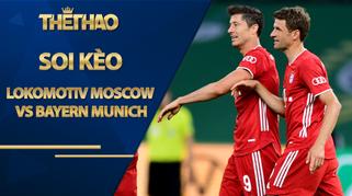 Soi kèo Lokomotiv Moscow vs Bayern Munich, 01h00 ngày 28/10, Cúp C1 châu Âu