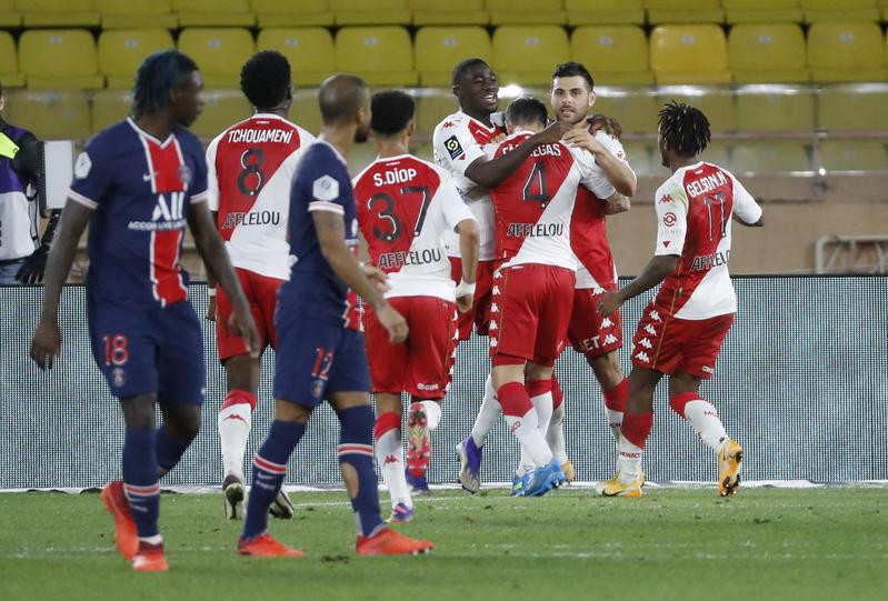 Monaco ghi liền ba bàn trong hiệp hai |JP88