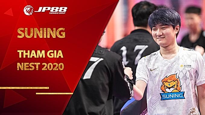 Suning tham gia NEST 2020 giải đấu thường niên tại Trung Quốc