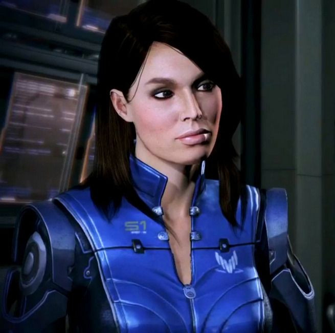 Ashley Williams – Mass Effect 3 |ST666-VN-GAME