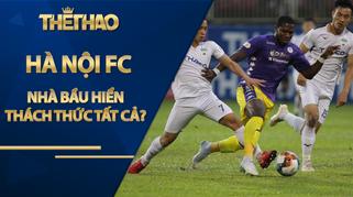 """""""Ông trùm"""" vô địch V-League: Hà Nội FC nhà bầu Hiển thách thức tất cả?"""
